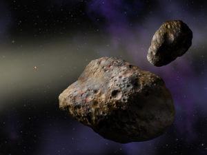 Астероиды упадут на Землю неожиданно