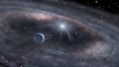 Астрономы заявили, что земная цивилизация одна во Вселенной