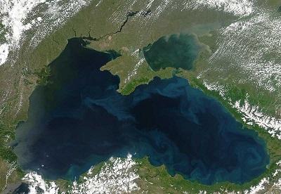 Часть Черного моря стала непригодна для жизни