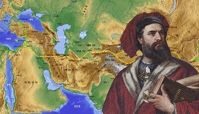 Первым европейцем в Китае был не Марк Поло