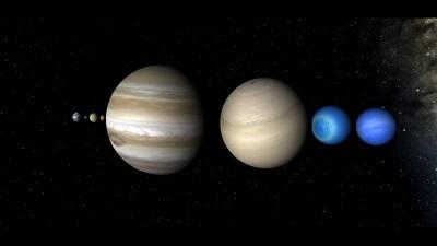 Планета X выбросит Нептун и Уран из Солнечной системы