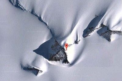 Раскрыта тайна строительства пирамид в Антарктиде