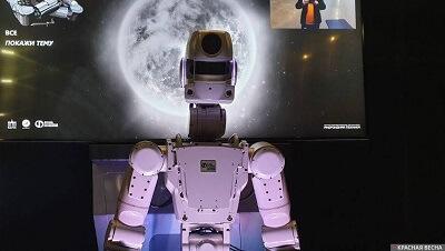 Робот Федор отправится в космос в 2021 году