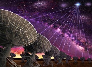Российские ученые получили сигнал, в авторстве которого подозревают инопланетян