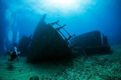 У берегов Греции нашли 22 затонувших античных корабля