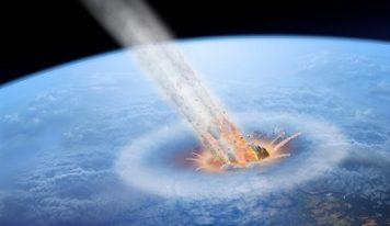 Ученые нашли следы упавшей 56 млн. лет назад кометы