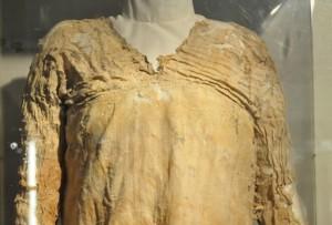 Ученые выяснили возраст самого древнего платья