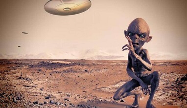 Уфологи нашли базу инопланетян на Фобосе