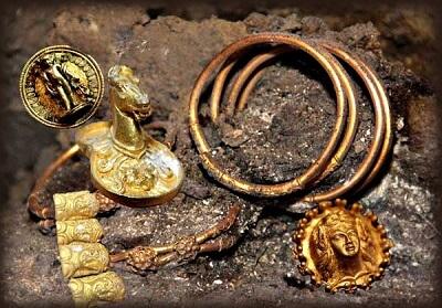 В Болгарии найдено одно из старейших золотых украшений в мире