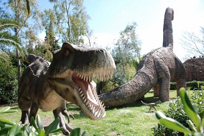 В Италии открылся самый большой парк динозавров