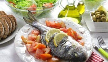 Блюда из рыбы укрепляют нервную систему