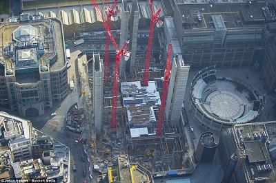 Крупнейший археологический проект в центре Лондона