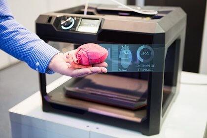 Мыши вживлен орган, напечатанный 3D принтером