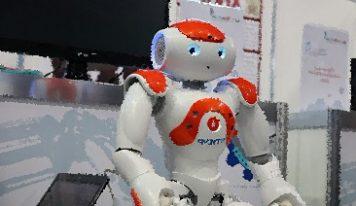 Развить внимательность детям поможет томский NAO-робот