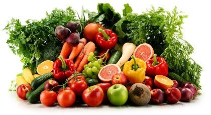 Свежие овощи против рака легких