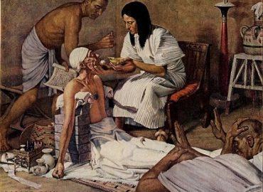 Ученые доказали, что древние люди болели раком