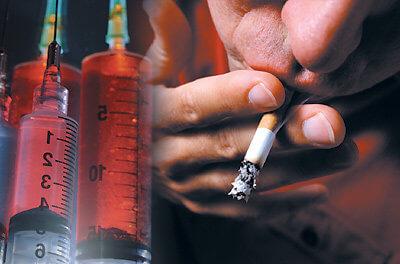 Ученые работают над вакциной против курения