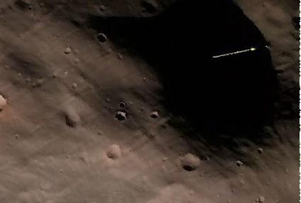 Уфологи нашли на Марсе посадочную площадку НЛО
