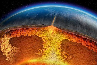 Что случается, когда солнце нагревает земную поверхность?