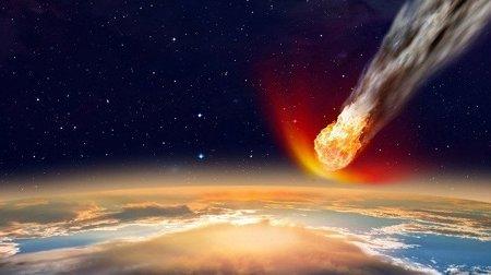 Комета, из-за которой исчезли динозавры