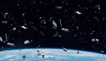 Космический мусор угрожает нашим спутникам