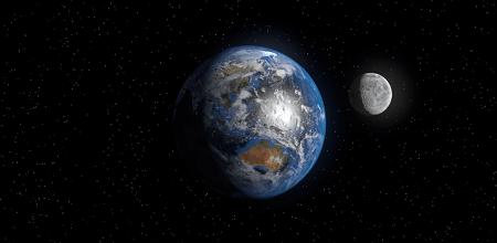 Ученые доказали «кровное» родство Луны и Земли
