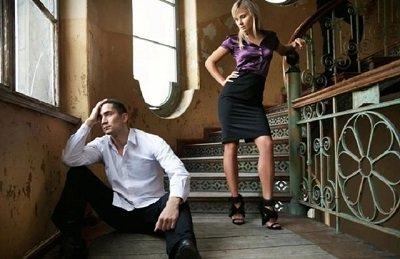 ТЕСТ: А не использует ли вас ваша женщина в качестве «запасного аэродрома»?