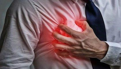 Боль в руке может быть симптомом сердечного приступа