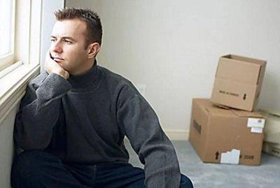 Мужчина после развода – 7 классических стадий