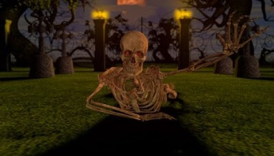 В Великобритании найден загадочный скелет