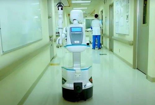 Остановят ли медсёстры-киборги коронавирус в США?