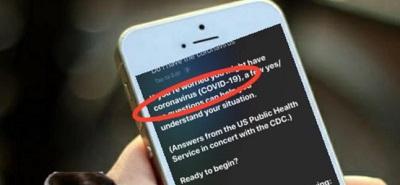 IPhone и Siri теперь могут выявить вирус COVID-19