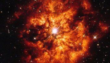 Смертоносная звезда Wolf-Rayet
