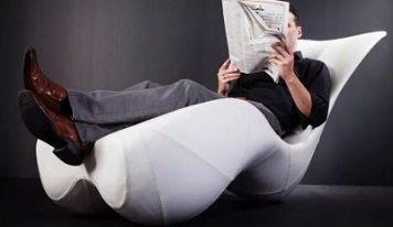 3d-кресла научились принимать форму человеческого тела