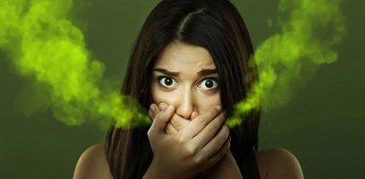 Ученые научились отличать людей на основании запаха изо рта