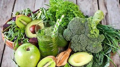 Если не хотите есть таблетки от депрессии, ешьте зеленые фрукты и овощи