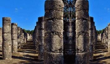 В Мексике нашли систему лабиринтов племен Майя