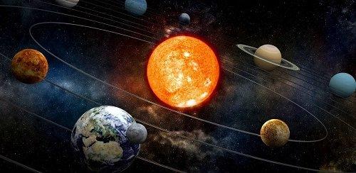 Возникновение солнечной системы