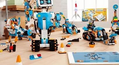 Робототехника и конструкторы LEGO