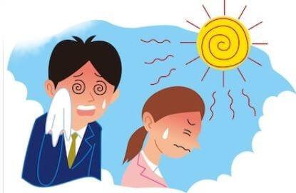 Тепловой удар как распознать и что делать