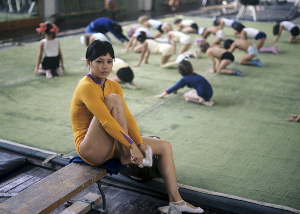 Звезды спорта из Казахстана в советское время