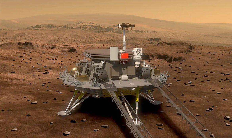 2021 год стал самым насыщенным для миссий на Марс: новейшие исследования Красной планеты