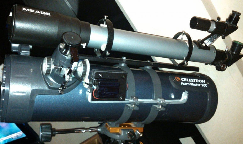 Профессиональные и любительские телескопы американского бренда Celestron