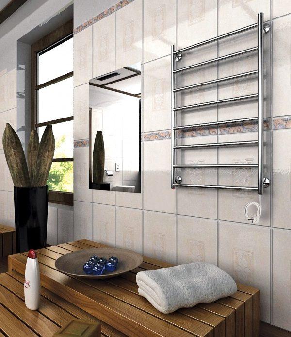 Электрические полотенцесушители для квартиры